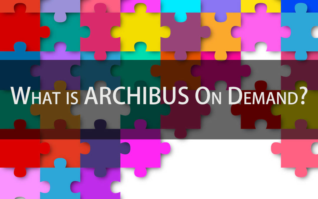 ARCHIBUS On Demand post
