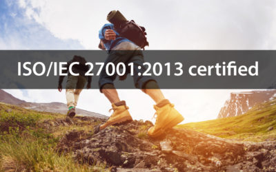 ARCHIBUS Hosting Services achieves ISO 27001:2013 certification